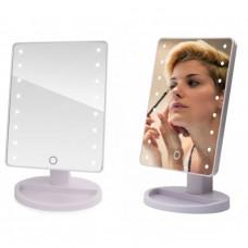 Kozmetické zrkadlo s osvetlením